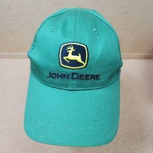 John Deere kids cap